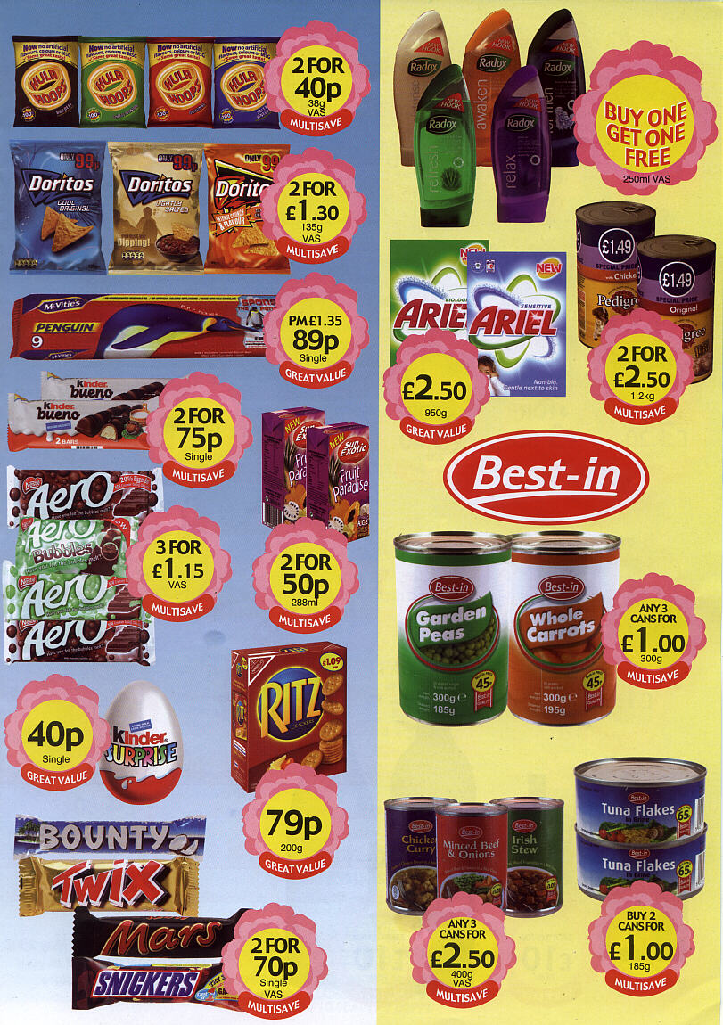 Managers Special Offers